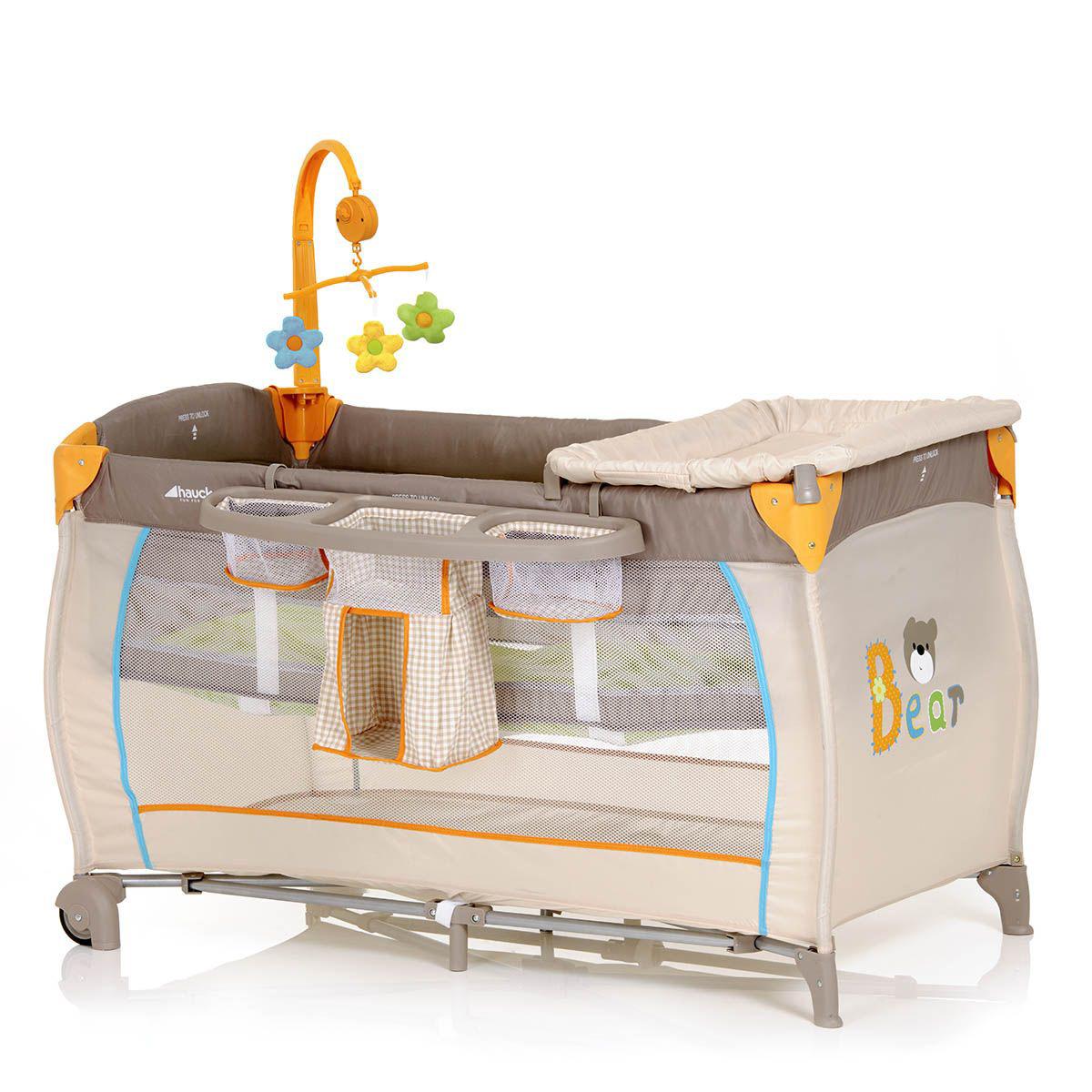 Rostouc n d tsk cestovn post lka hauck for Baby play centre