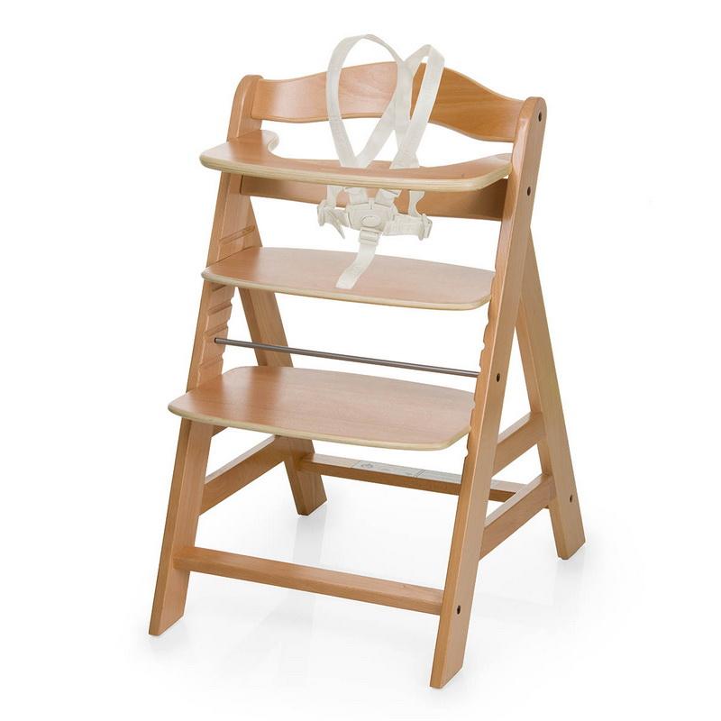c14be1a85309 ROSTOUCÍ NÁBYTEK.eu • Dětská rostoucí židle Hauck Alpha+ natur