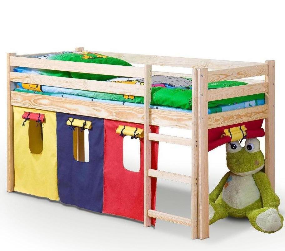 ROSTOUCÍ NÁBYTEK.eu • Dětská patrová postel Halmar NEO